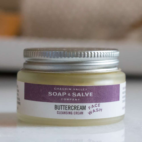 Buttercream Cleansing Facewash 1Fl Oz.