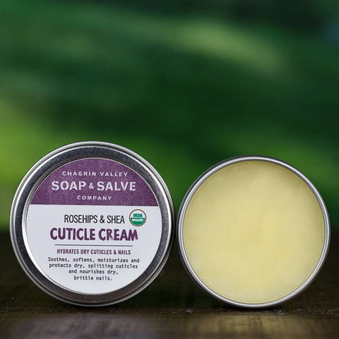 Rosehip & Shea Cuticle Cream