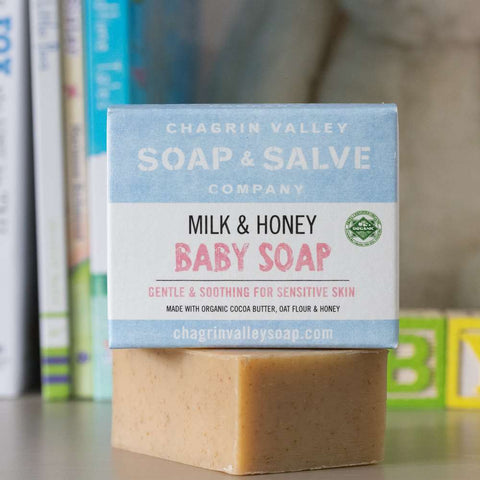 Milk & Honey Baby Bar Soap