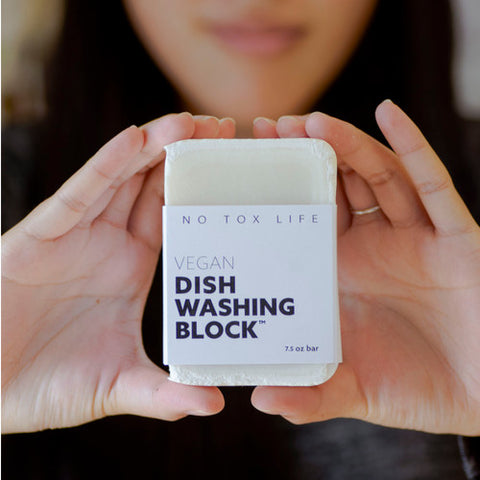 Zero Waste Dish Washing Block™ Bar 7.5 oz