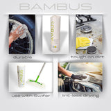 Reusable Bamboo Paper Towels - Bambus