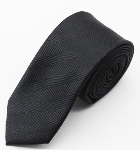 The Standard Black Tie