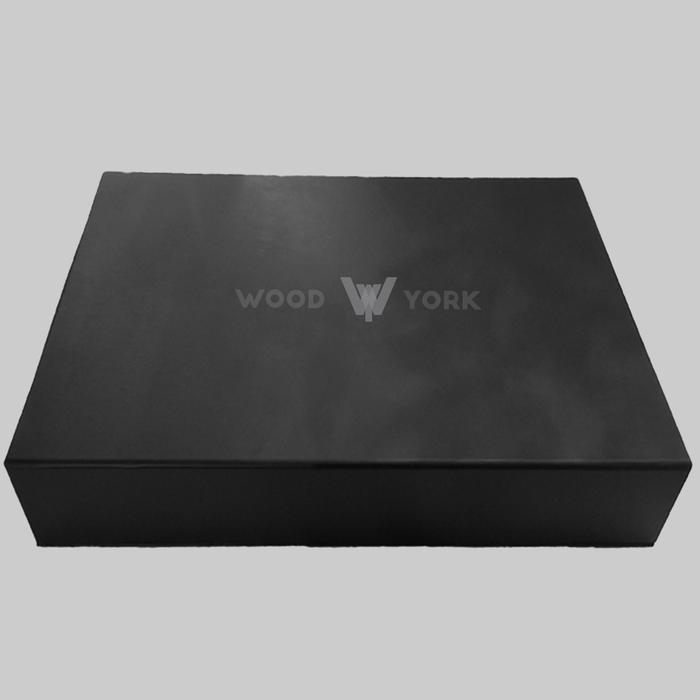 Wood and York Great White Formal/Wedding Gift Box
