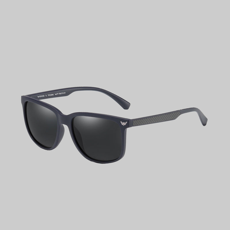 Wood and York Black Carbon Sunglasses - Wood and York
