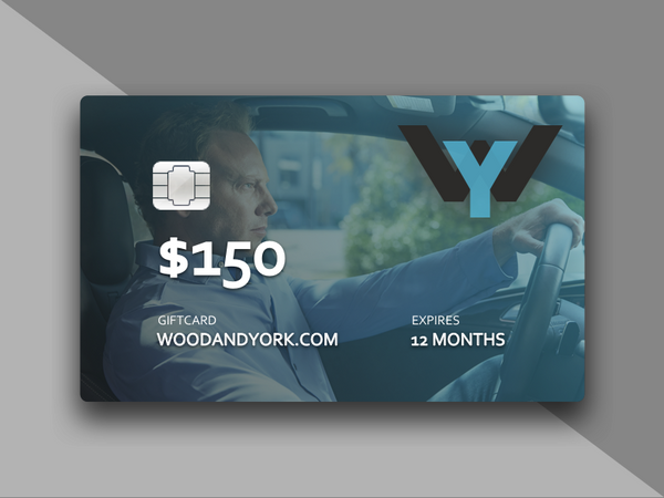 WOOD & YORK GIFT CARD - Wood and York