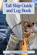 Load image into Gallery viewer, Tall Ship Guide and Logbook - Hardback Gift Version