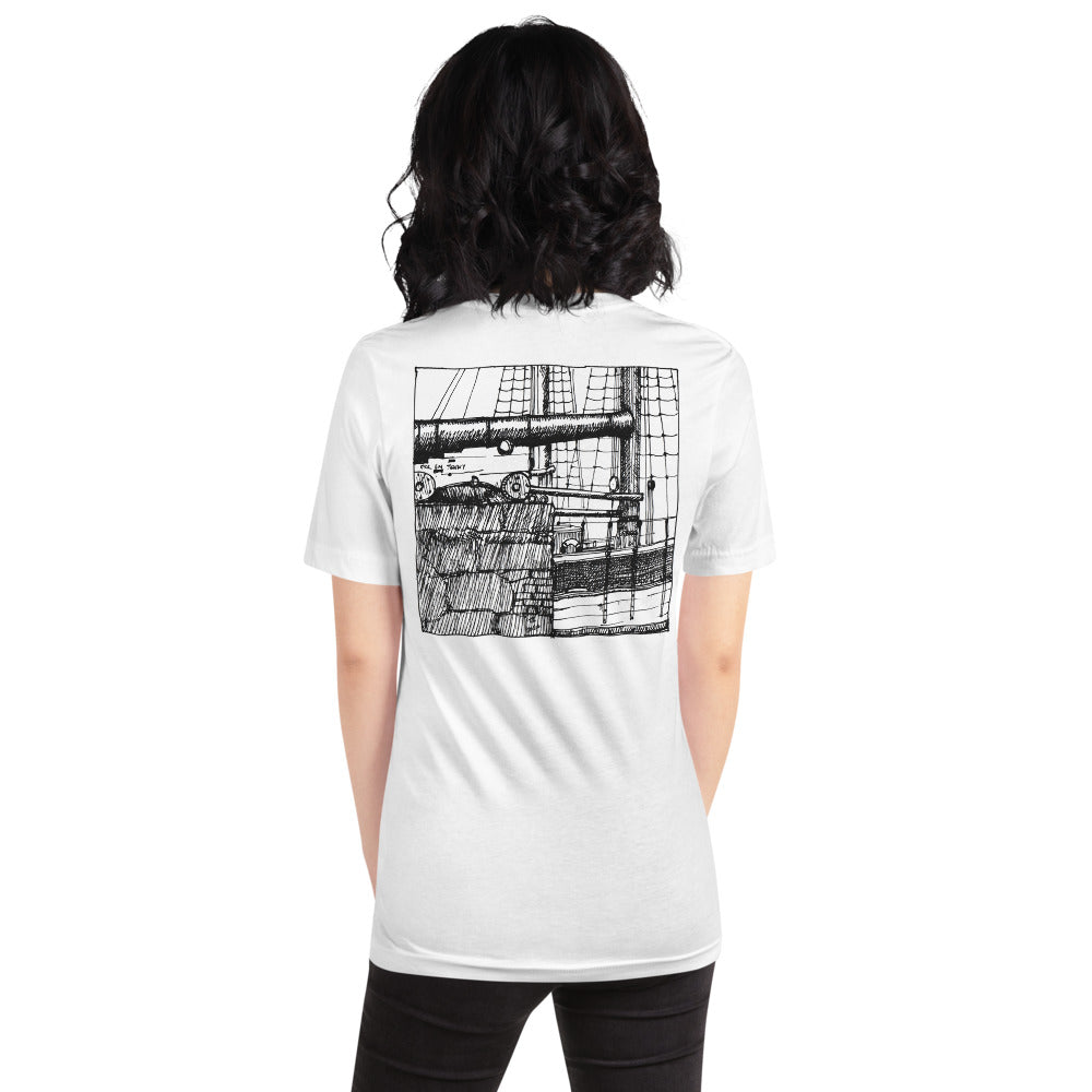 Canon by Toni Knights -  Short-Sleeve Unisex T-Shirt