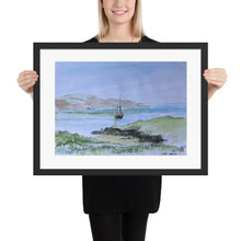 Load image into Gallery viewer, Leader in Parbay, Scotland by Toni Knights
