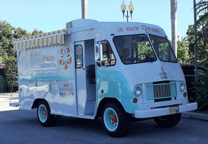 Vintage Fully equipped Juice Truck for sale
