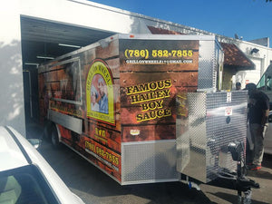 Grill On Wheels Florida