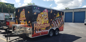 5 Hermanos Baked Potatoes, FL