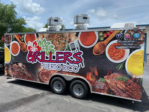 Grillers Puerto Rico , FL