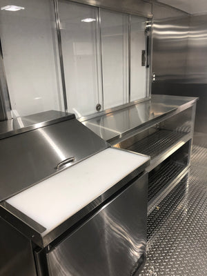 Brand New Concession Trailer 14'