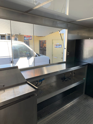 Pre-Owned Concession Trailer 14'