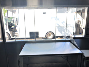 The lab food truck