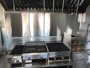 18' Food Trailer Pre-Owned
