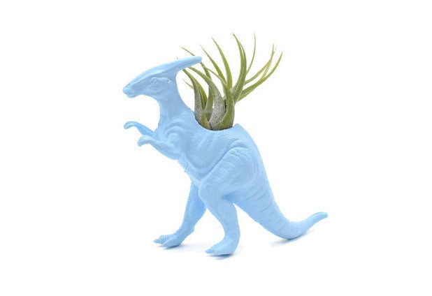 Light Blue Parasaurolophus