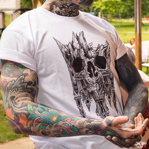 tee shirt Homme tattoo originaux Ink Shirt