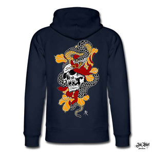 Sweat-shirts tattoo navy homme Ink Shirt