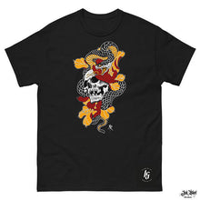 T-Shirt tattoo Skull & Snake Ink  Shirt