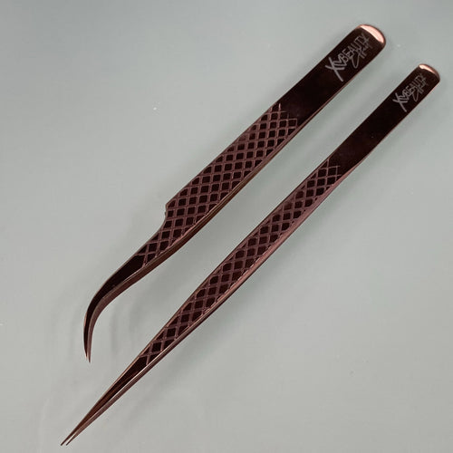 Diamond Tweezer Pair