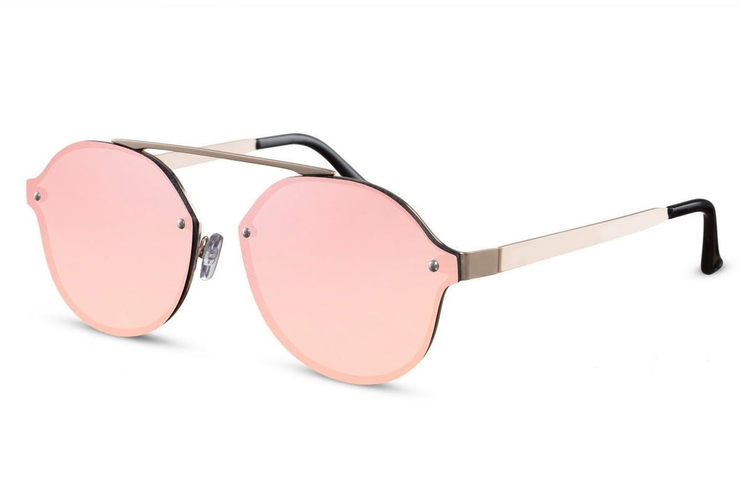 SUNGLASSES ROSEGOLD - PLUE SUN GLASSES | Official Website | GAFAS DE SOL