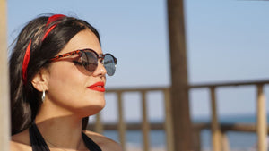 SUNGLASSES ERIS - PLUE SUN GLASSES | Official Website | GAFAS DE SOL