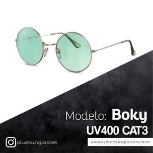 SUNGLASSES BOKY - PLUE SUN GLASSES | Official Website | GAFAS DE SOL
