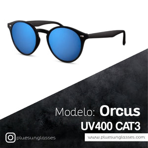 SUNGLASSES ORCUS - PLUE SUN GLASSES | Official Website | GAFAS DE SOL