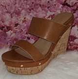 Higher Love Wedge Sandal