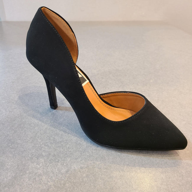 [prodcut_type] - CEO Side Cut Pointy Toe Pump - Easy Pickins