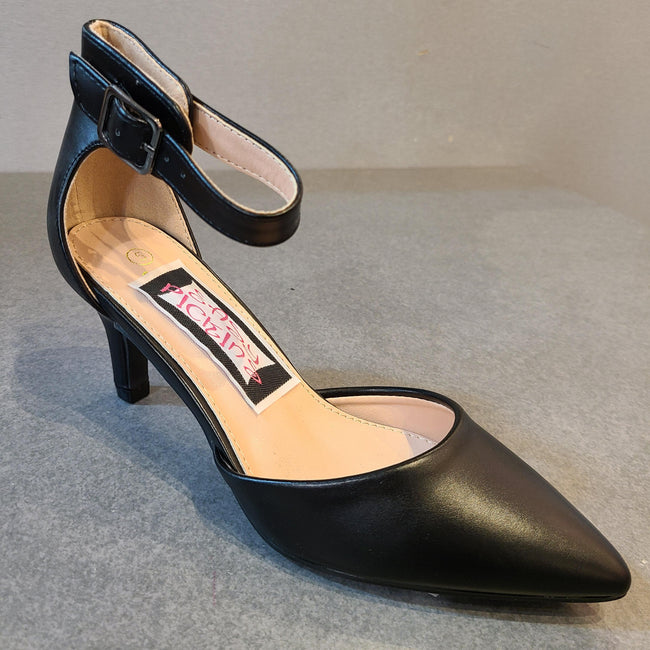 [prodcut_type] - Boardroom Ready Ankle Strap Pumps - Easy Pickins