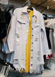 Women's White Jacket