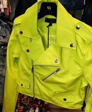 Women's Lime Jacket