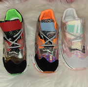 Womens colorful sneaker