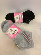 [prodcut_type] - 10 pack Ankle Socks - Easy Pickins