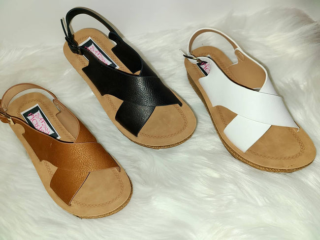 Womens bech Sandals wedge