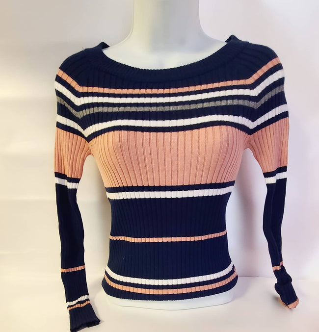 Stripes 4 Fall Sweater