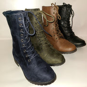 [prodcut_type] - Combat Boot - Easy Pickins
