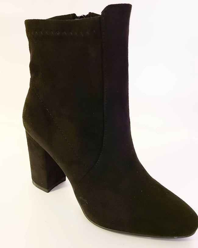 Fall Chunk Bootie