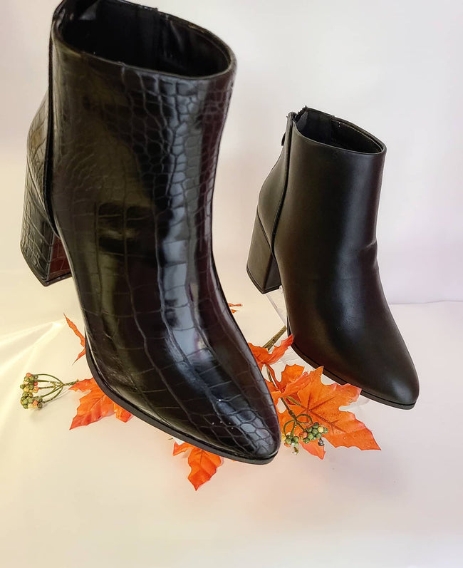 [prodcut_type] - Walkin into Fall Bootie - Easy Pickins