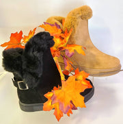 Womens fur Lined UGG boot