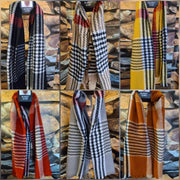 [prodcut_type] - Plaid Scarf - Easy Pickins