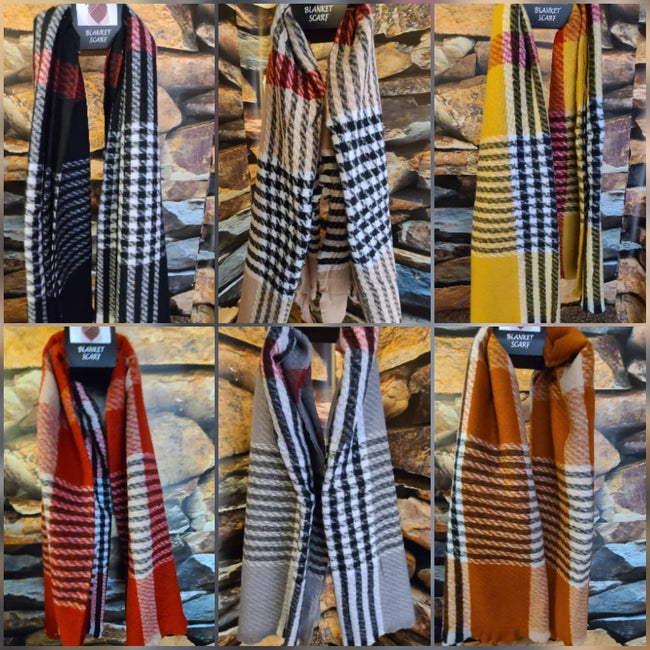 Womens Burberry Scarf