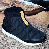 [prodcut_type] - James Quilted Bootie - Easy Pickins