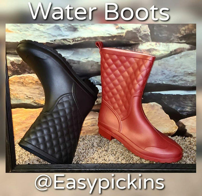 [prodcut_type] - STAY DRY RainBoot - Easy Pickins
