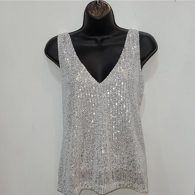 [prodcut_type] - Disco Ball Tank - Easy Pickins