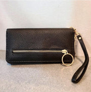 [prodcut_type] - Ring Me Up Zipper Wallet Wristlet - Easy Pickins