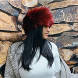 [prodcut_type] - Get Wrapped in Fur Headwrap - Easy Pickins
