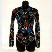 [prodcut_type] - Jeweled Out Bodysuit - Easy Pickins